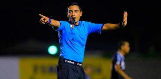 Said fue designado por Concacaf para ir al seminario de FIFA. / Foto: Diario Más