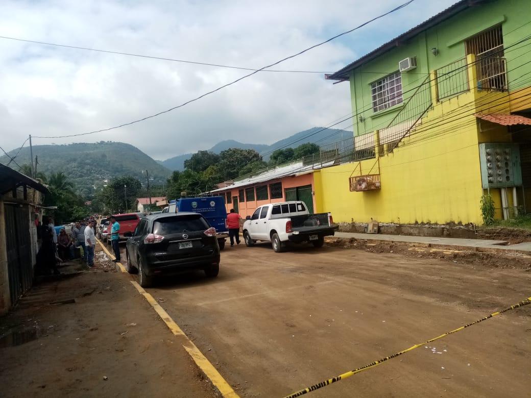 Hijo mata a su madre por una herencia en Villanueva, Cortés