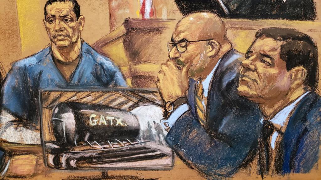 """En tres años saldrá de prisión """"El Mecánico"""" por testificar en contra 'El Chapo' Guzmán"""