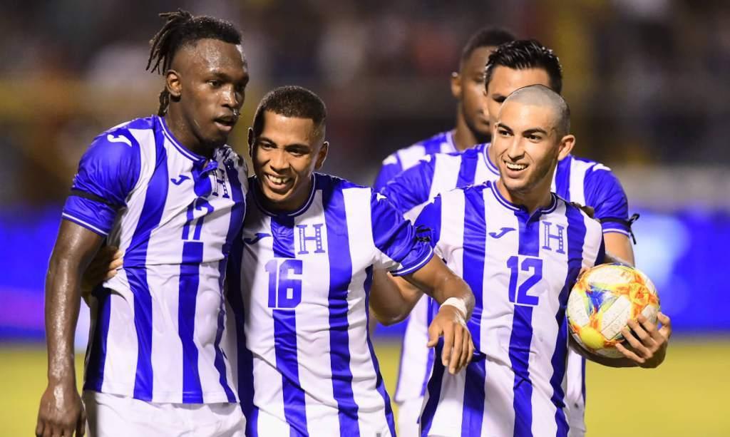 Honduras se mantiene en la quinta posición de Concacaf.