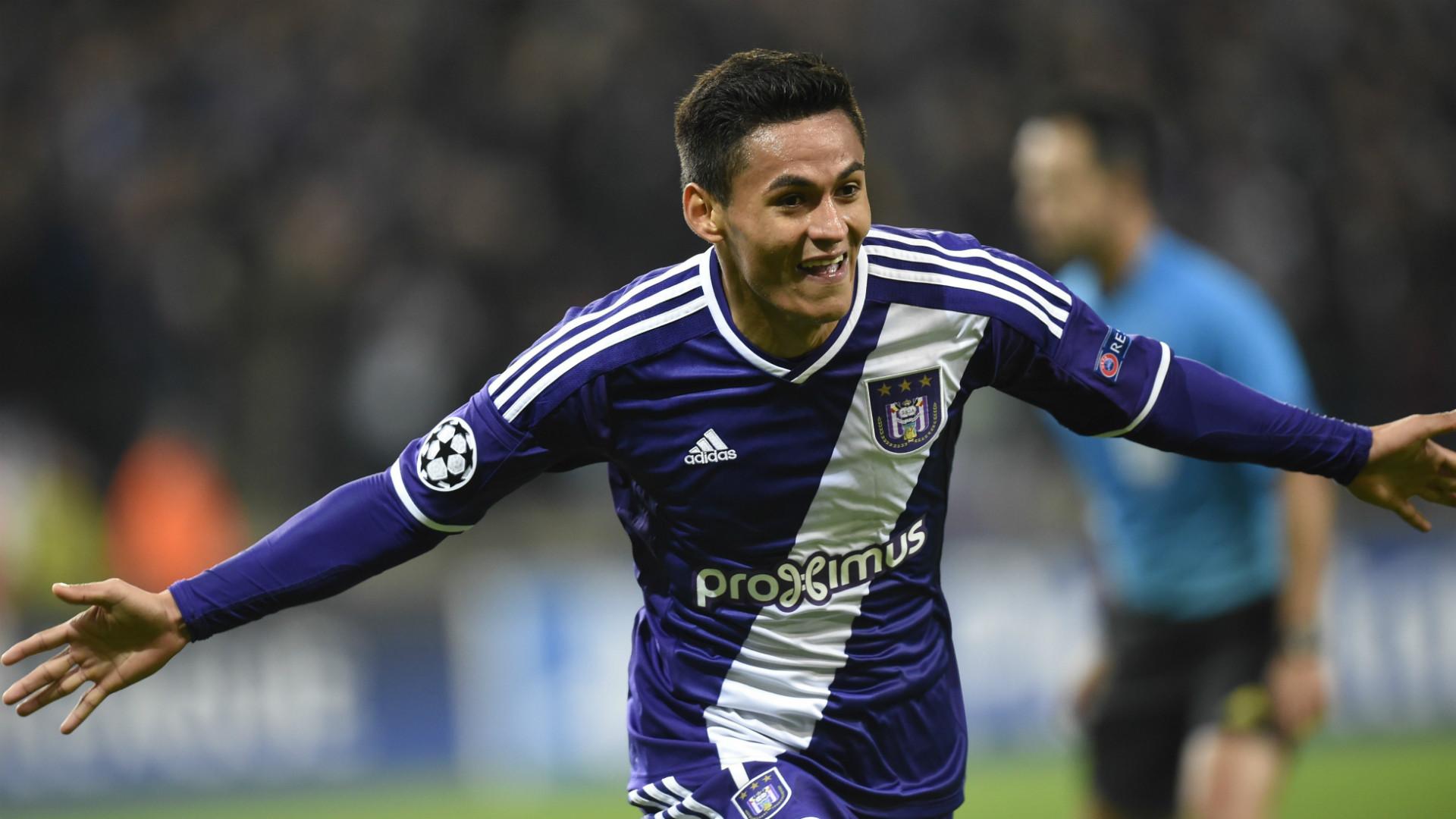 LA FC podría ser el próximo equipo de Andy Najar.