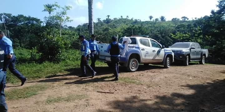 Matan a tres miembros de una misma familia en Trujillo, Colón, entre ellos un menor de 1 año