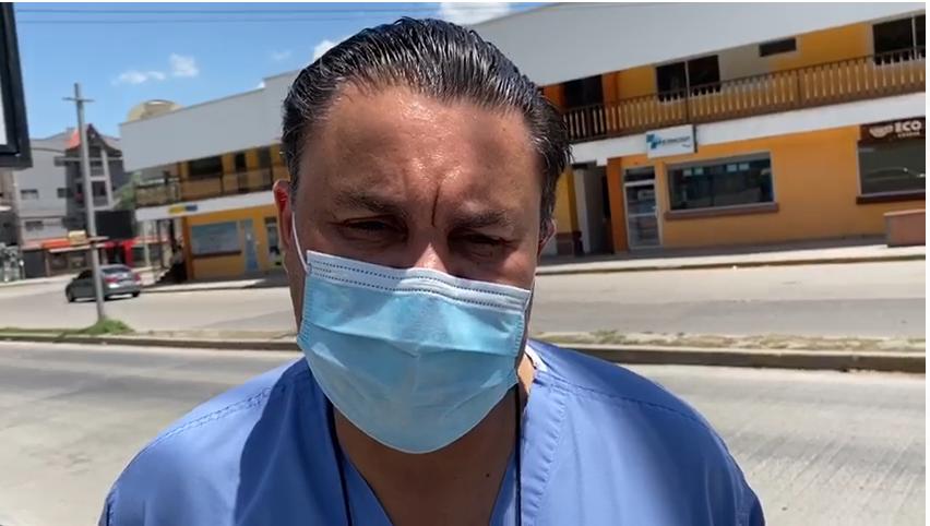 Coronavirus: Si Honduras no frena casos de contagio antes del 5 de mayo, la situación será insostenible, según Carlos Umaña