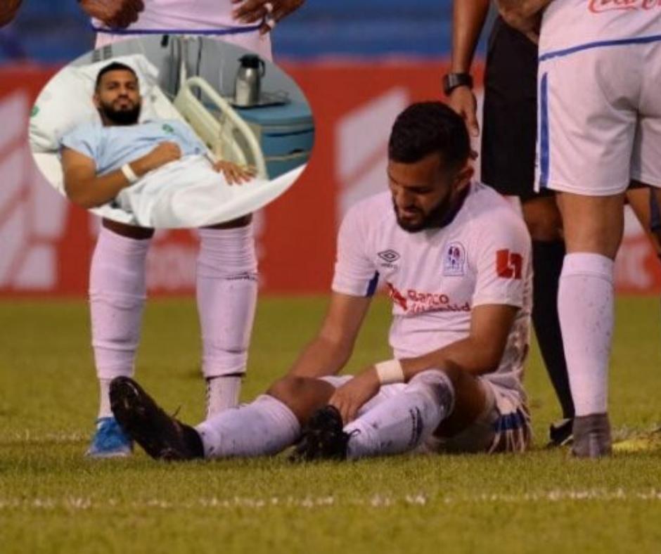 Jorge Álvarez estará un mes más sin jugar debido a una lesión.