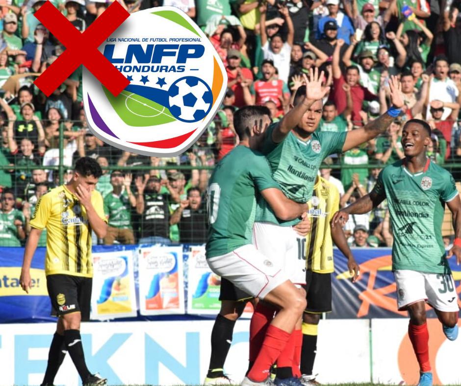 Oficial: Se suspende la Liga Nacional a partir de la fecha 14