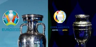 Las dos competiciones más importantes de selecciones nacionales quedaron para fechas idénticas en 2021.