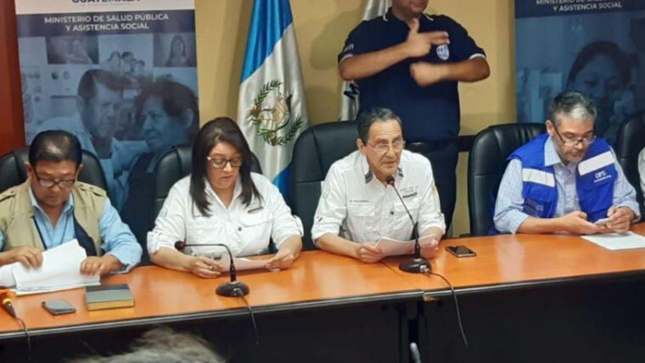 Guatemala confirma primera muerte por coronavirus
