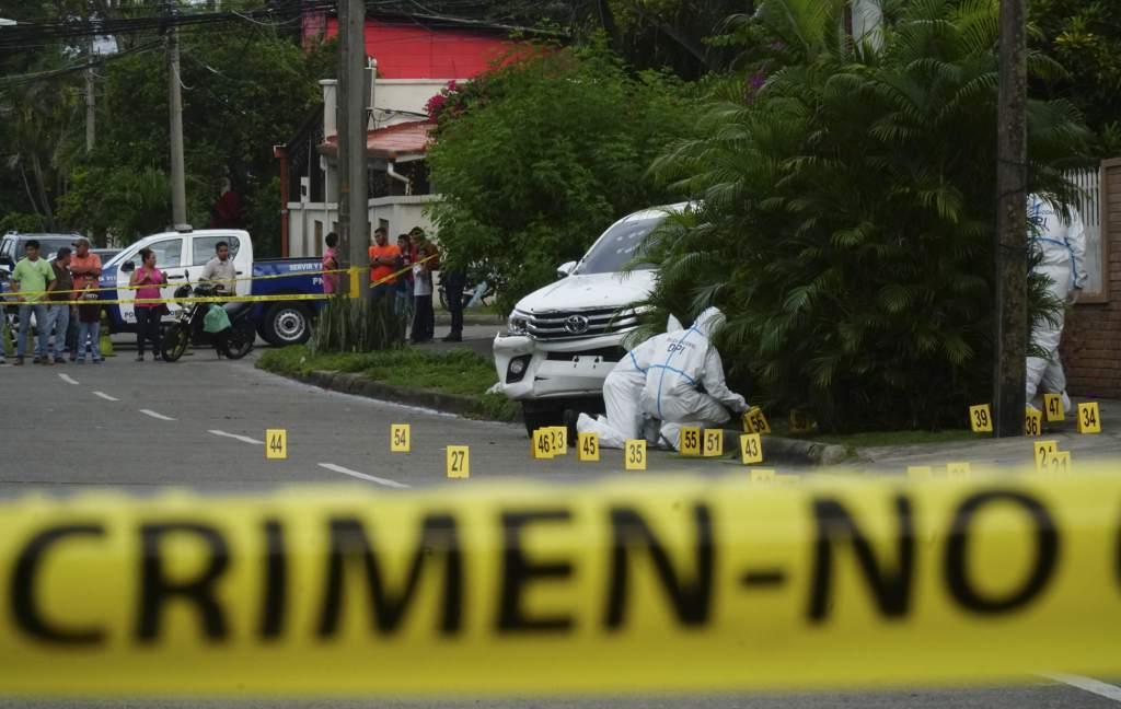 En 9 se mantiene índice de homicidios diarios en Honduras