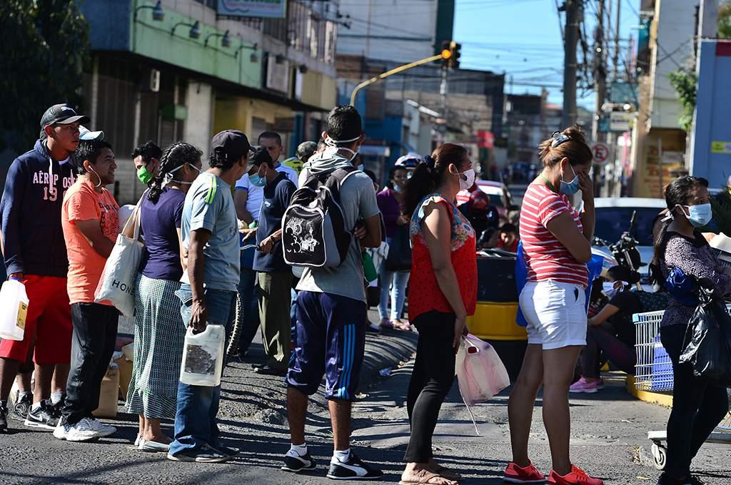Covid-19 en Honduras
