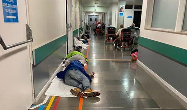 Pacientes en Madrid