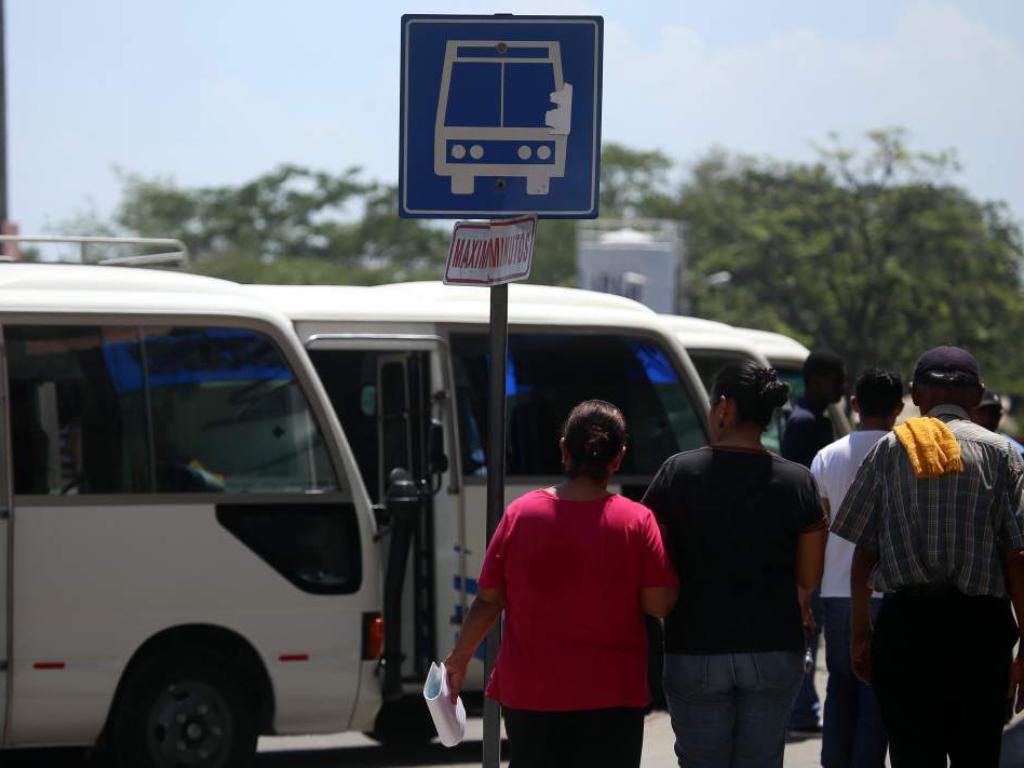 Las mafias del transporte público