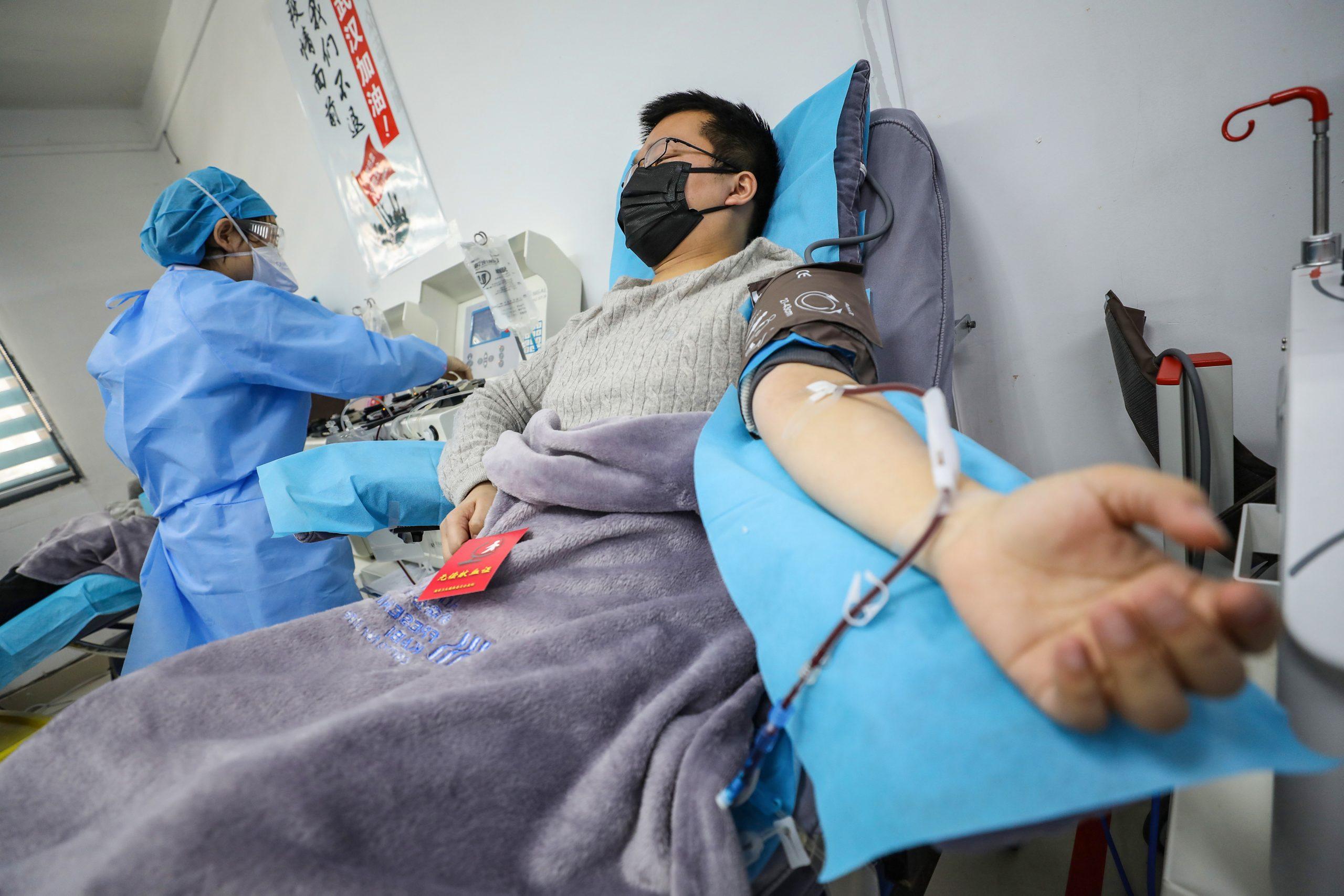 Coronavirus: ¿en qué consiste el uso de plasma que estudia la ciencia  para frenar el covid-19?
