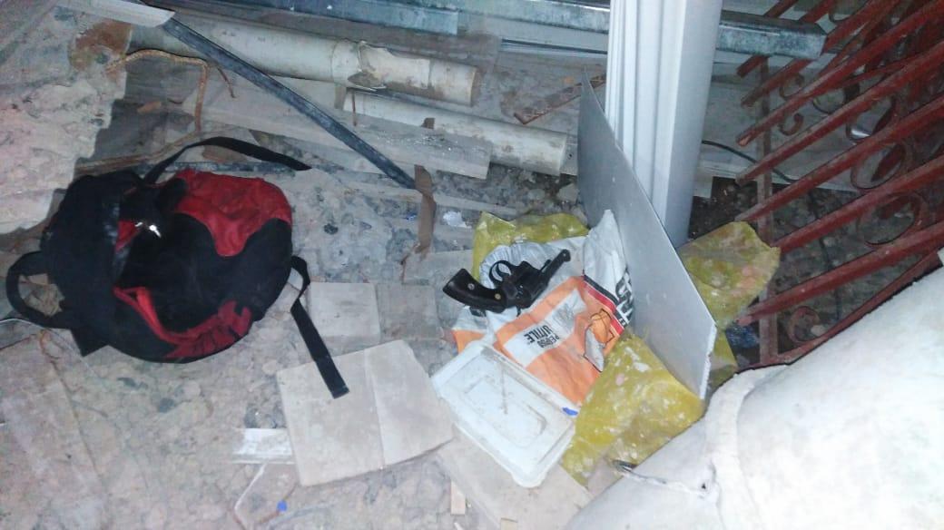 Un supuesto delincuente muerto y un policía herido deja asalto en un restaurante chino en Talanga, Francisco Morazán