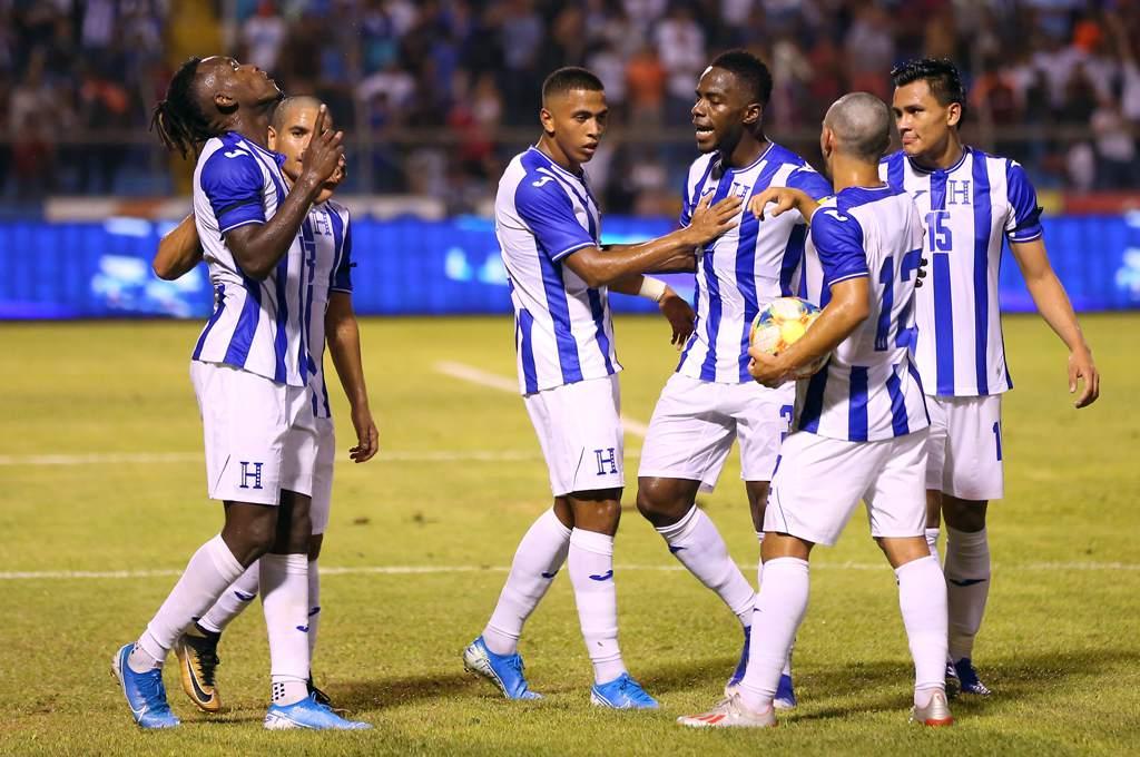 Honduras enfrentará el 4 de junio a Estados Unidos por la semifinal de Liga de Naciones.