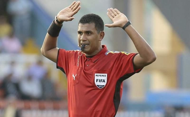 Raúl Castro será el árbitro central en el partido entre Real España y Motagua.
