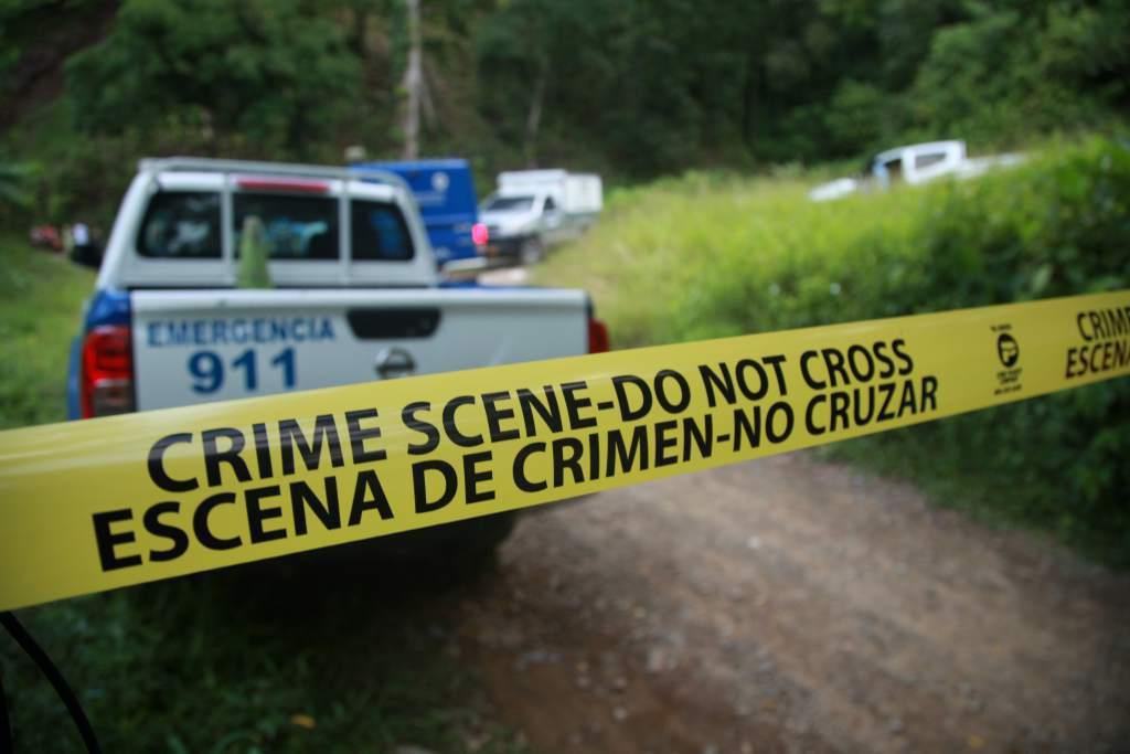 Decapitado hallan a taxista desaparecido desde hace 20 días en Tegucigalpa