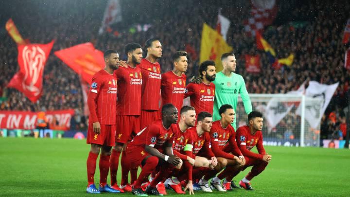 UEFA pide que el Liverpool sea proclamado campeón de Inglaterra