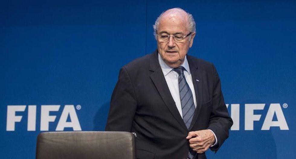 Joseph Blatter: Estados Unidos podría organizar el Mundial 2022 en lugar de Catar