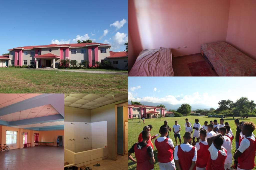 La sede del Vida fue construida en 2006. / Foto: Grupo Opsa