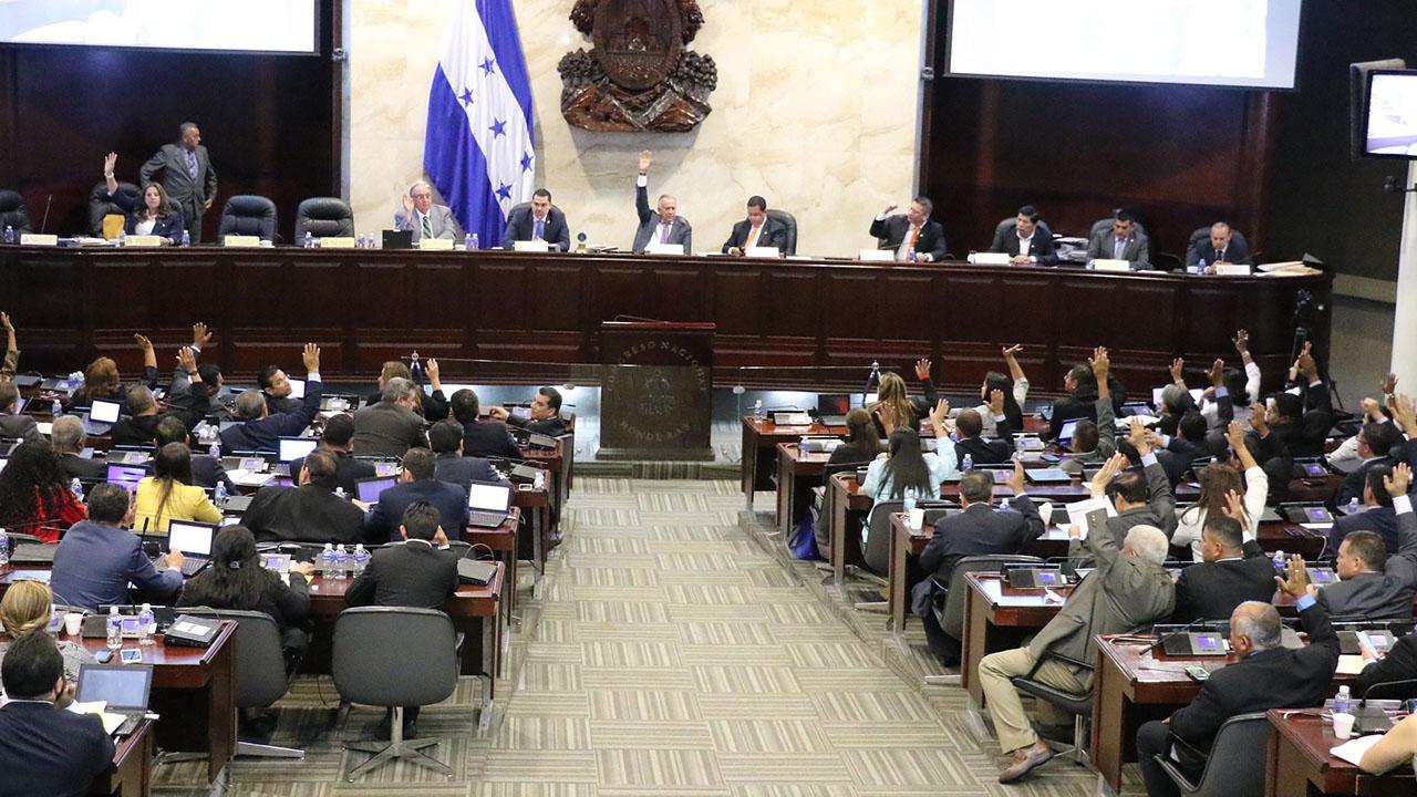 Congreso Nacional declara Estado de Emergencia Nacional Sanitaria, Económica y Social por causa del coronavirus