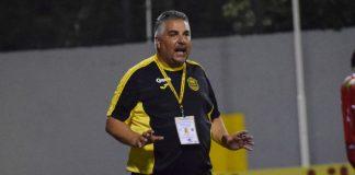El entrenador del Real España tiene planeado volver a Uruguay para la cuarentena.