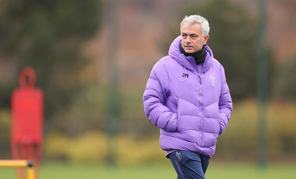 Mourinho pide que vuelva la Premier League.