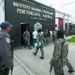 Centros penales en Honduras.