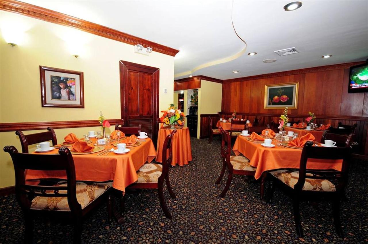 Restaurantes en Honduras.