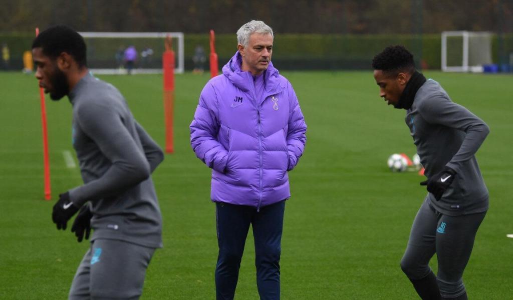Tottenham vuelve a los entrenamientos de manera individual