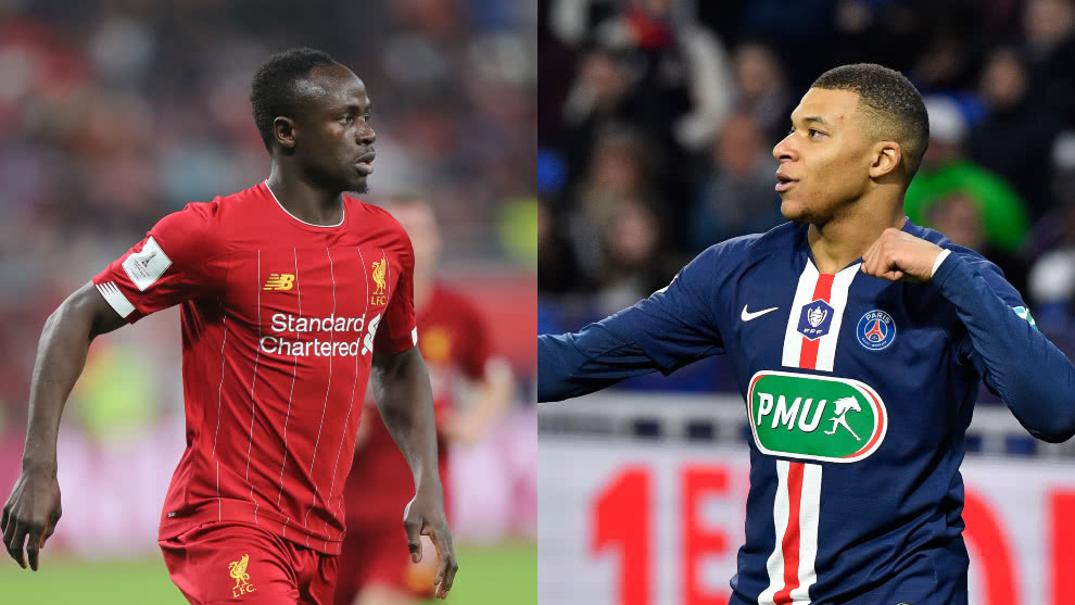 El Madrid va Mané y Liverpool por Mbappé