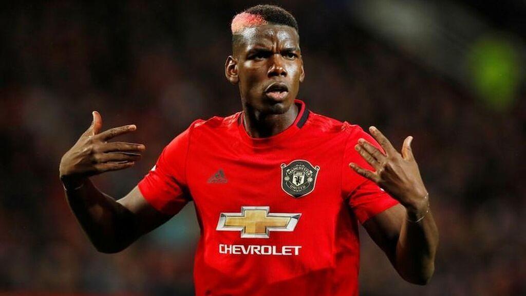 United no tiene segura la continuidad de Pogba