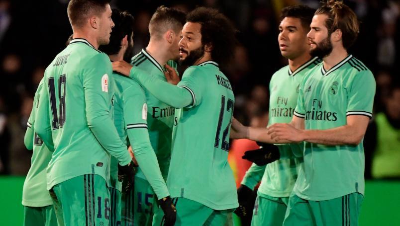 El Madrid también recurre a una reducción salarial