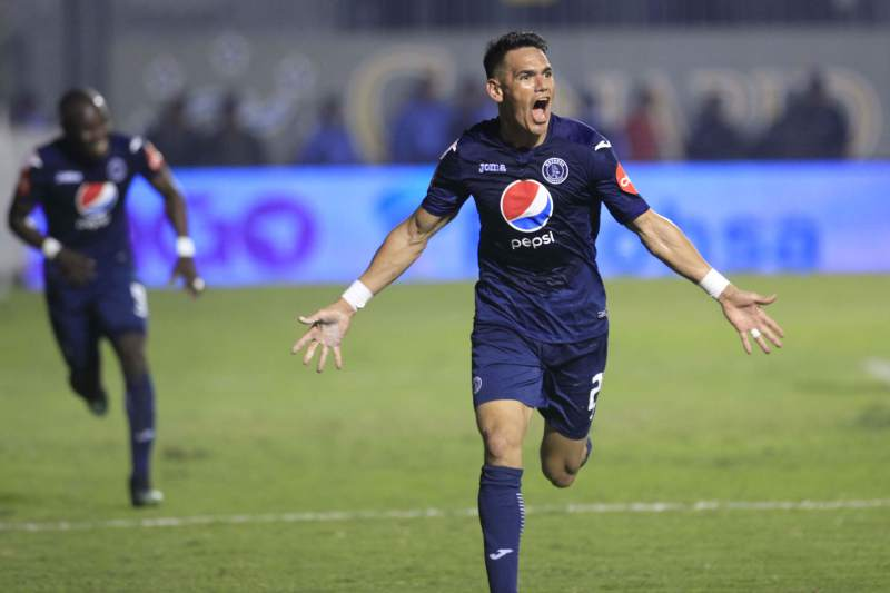 El contrato de Moreira con Motagua termina en junio.
