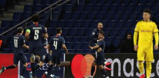 Según miembros de UEFA, PSG y Lyon podrán seguir jugando la Champions League.