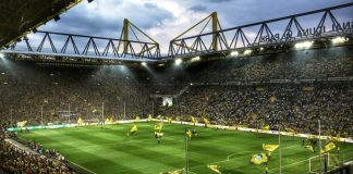 Signal Iduna Park es el estadio más grande de Alemania.