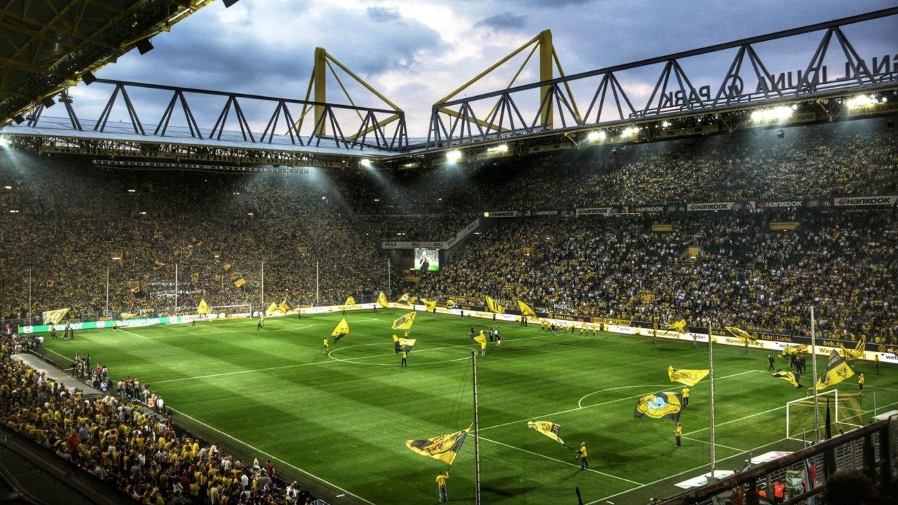 Borussia Dortmund acondiciona su estadio para recibir pacientes con coronavirus