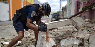 Sismo sorprende a puertorricqueños en medio de la cuarentena por el covid-19