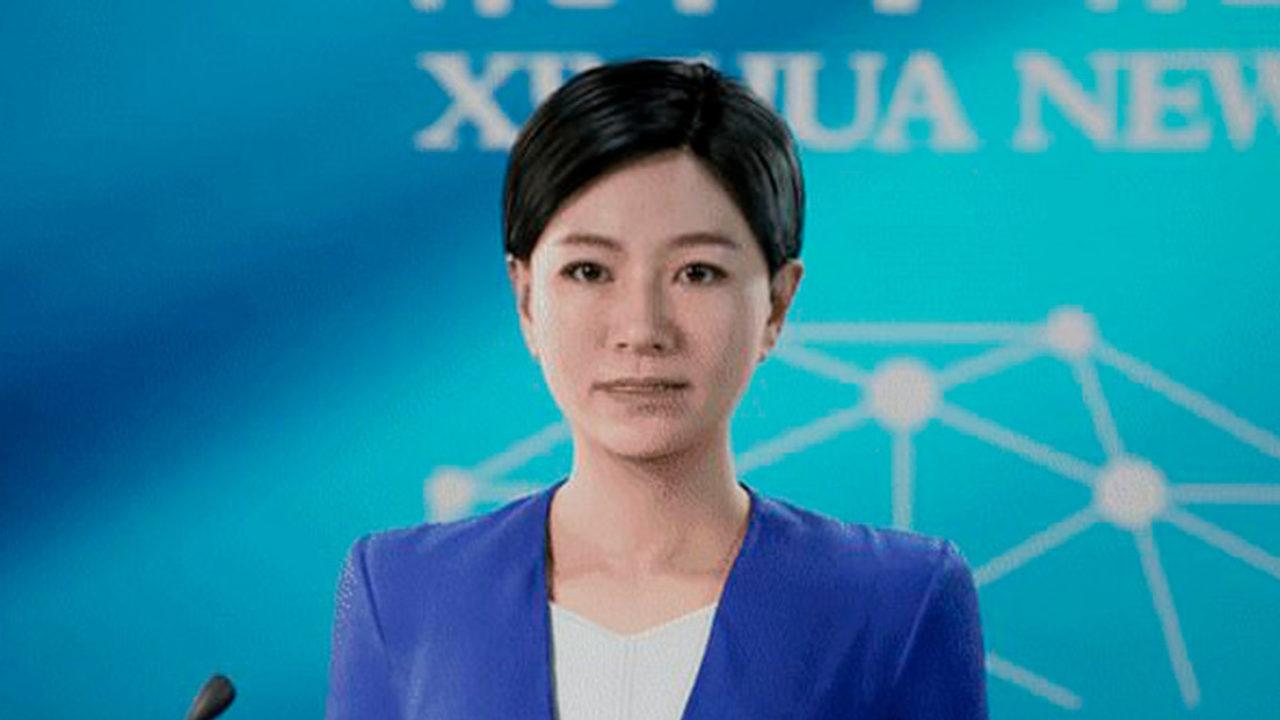 En vídeo: la presentadora 3D de noticias potenciada con inteligencia artificial en China