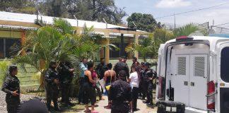 Cárcel de Mujeres en Honduras- Foto Hondudiario