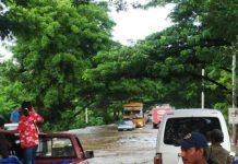 Cuatro muertos deja fenómeno natural en El Salvador.