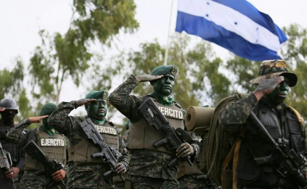 Tres miembros de las Fuerzas Armadas de Honduras tienen coronavirus y 56 bajo sospecha