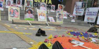 Violencia contra las mujeres en Honduras.