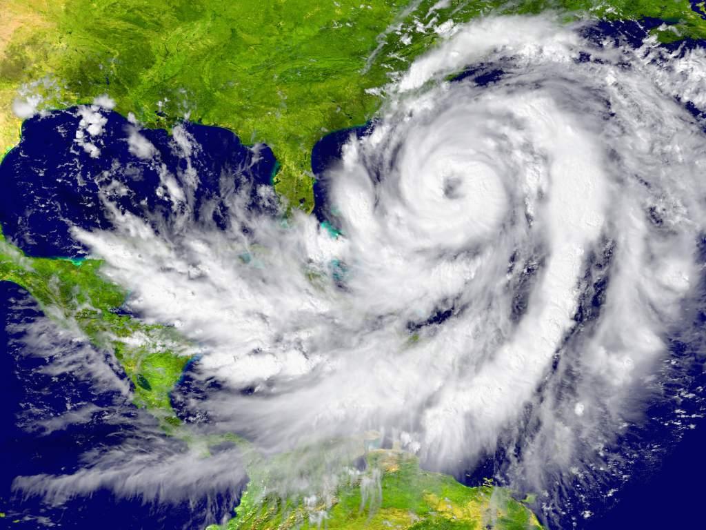 Temporada de huracanes de 2020. FotoThe Weather Channel.