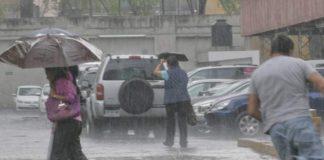 Lluvias Honduras