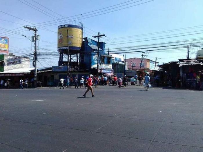 Cinco locatarios y tres empleados del mercado Zonal Belén dan positivo por covid-19