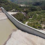 Construcción de represas en la capital hondureña