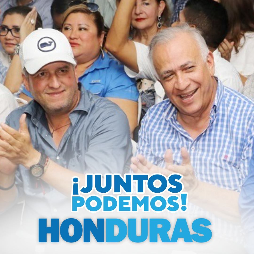 """Ricardo Álvarez antepone sus aspiraciones presidenciales y se une a Mauricio Oliva bajo """"La Dupla Imparable"""""""