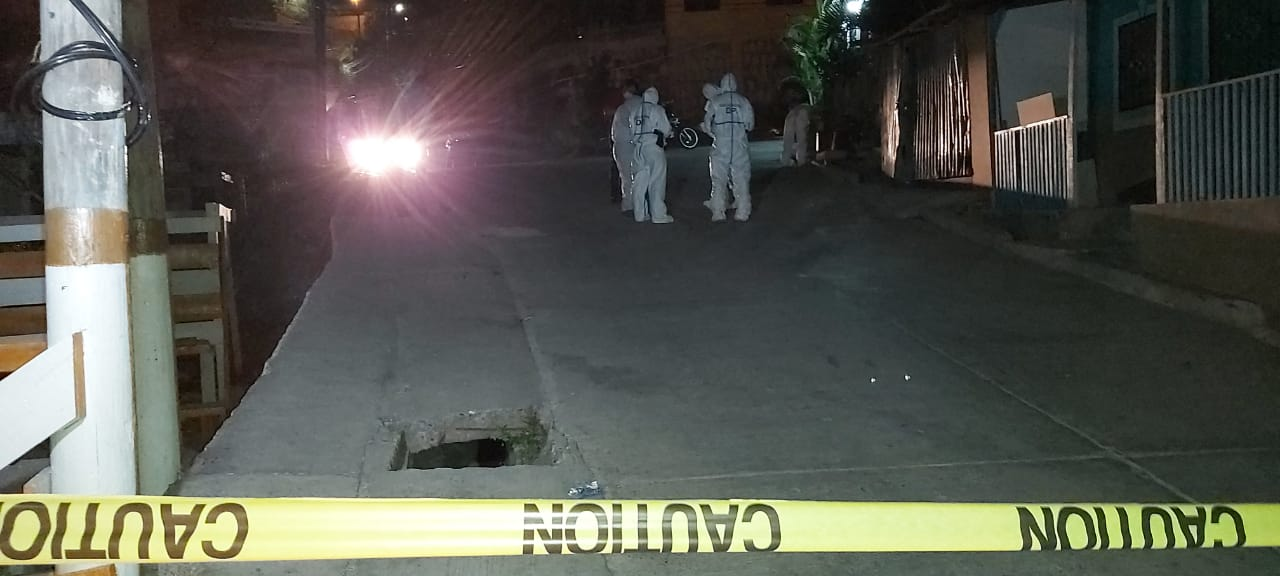 Identifican dos de las cinco personas asesinadas en diferentes partes de Tegucigalpa