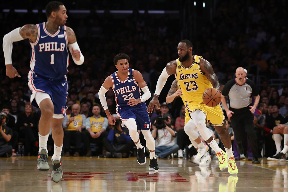 La NBA, piensa en el regreso
