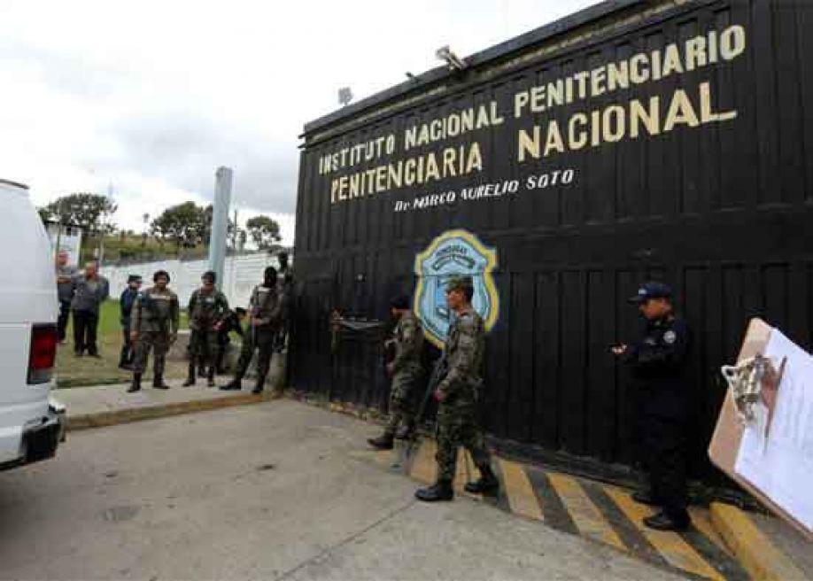 La pandemia carcelaria de Honduras